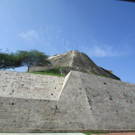 Château de San Felipe de Barajas : un cerca bello