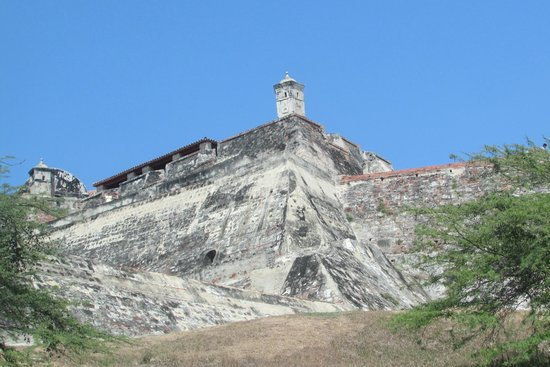 Château de San Felipe de Barajas : Fuerte y vistoso
