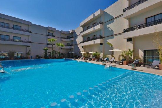 Kech boutique hotel spa marrakech morocco reviews for Boutique spa hotels uk
