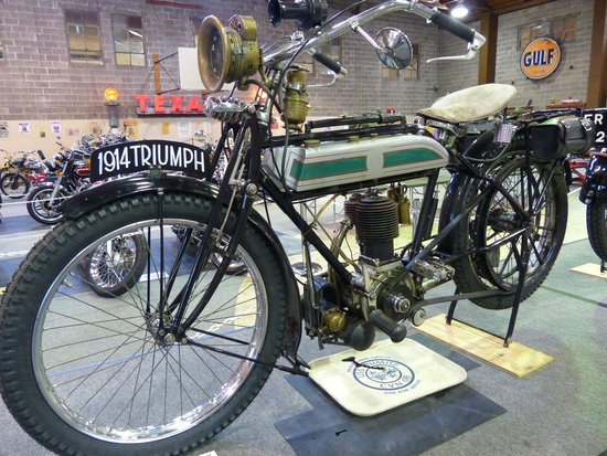 LeMay Museum at Marymount: triumph