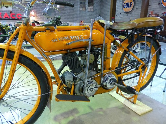 LeMay Museum at Marymount: classic cycle