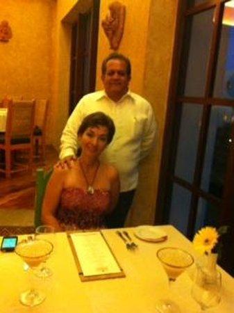 Hacienda Tres Rios : Restaurant Alebrije
