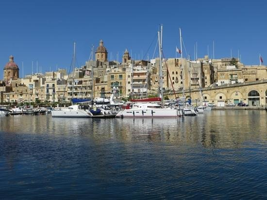 Valletta Waterfront: Marina