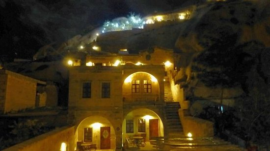 Traveller's Cave Hotel: Hotel