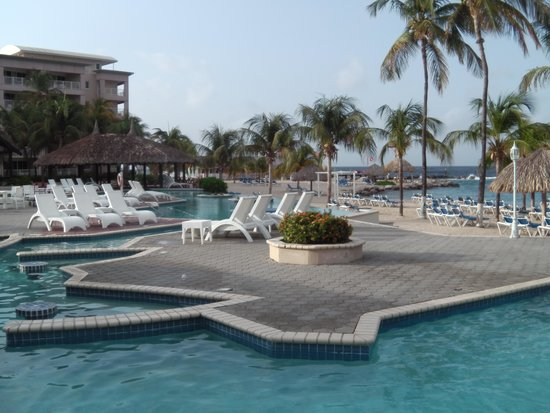 Sunscape Curacao Resort Spa & Casino: Sus instalaciones