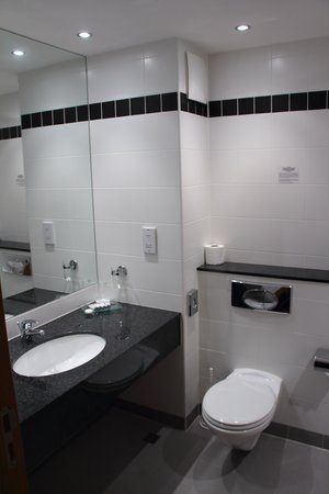 Cork International Hotel: bathroom