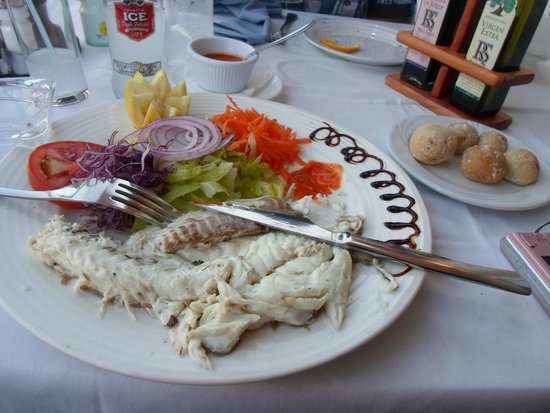 Restaurante Toro Bravo : Fish of the day