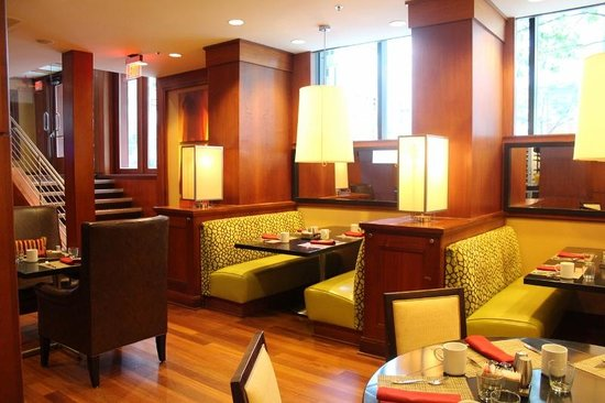 Washington Marriott at Metro Center: Desayuno