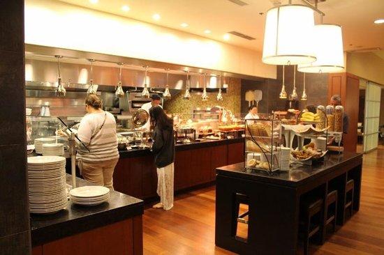 Washington Marriott at Metro Center: Desayuno