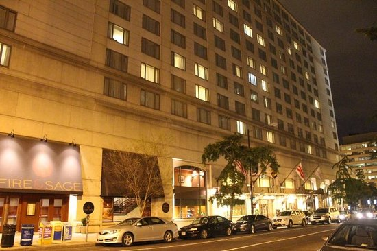 Washington Marriott at Metro Center: Hotel