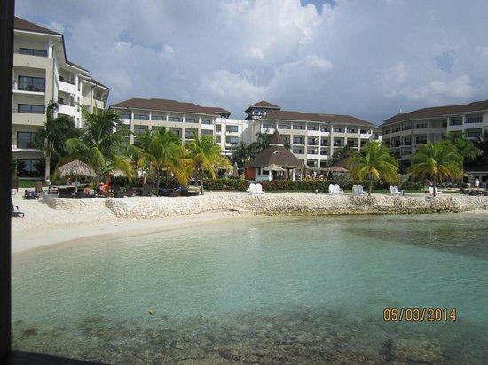 Secrets St. James Montego Bay: Preferred Beach