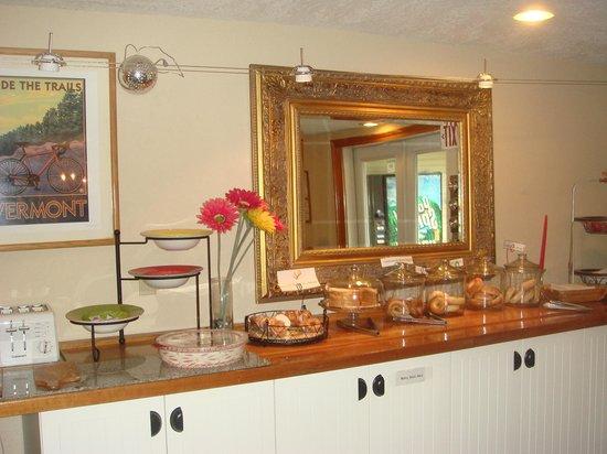 Black Mountain Inn : Breakfast Room