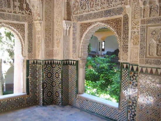 Decoraci n de la alhambra fotograf a de la alhambra for Granada interiorismo y decoracion