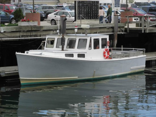 Lucky Catch Cruises: Lucky Catch Lobster Boat