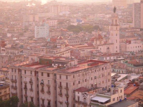 Tryp Habana Libre: Vista desde la abitacion