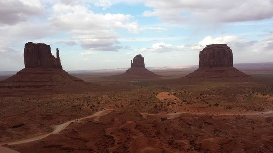 Wetherill Inn: Monument Valley