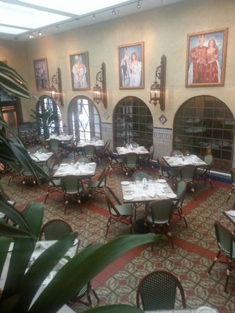 Columbia Restaurant: One of the dining rooms