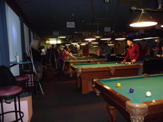 Cones & Cues Billiards