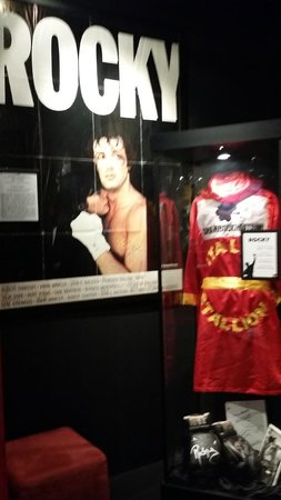 The Hollywood Museum: rocky