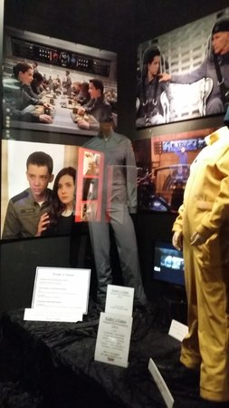 The Hollywood Museum: enders game
