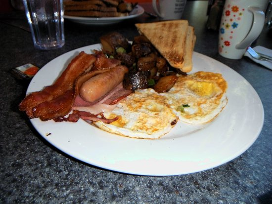 Floyd's Diner : Breakfast -tasteless