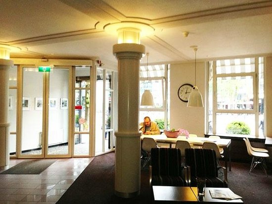 WestCord City Centre Hotel Amsterdam: Hotel Lobby