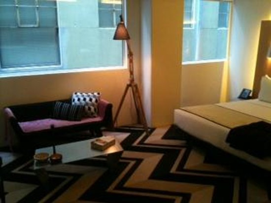 Adelphi Hotel: Rooms