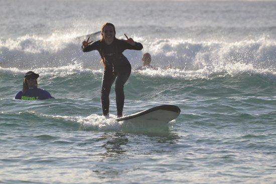 Blackdog Surfing: I'm Up!!