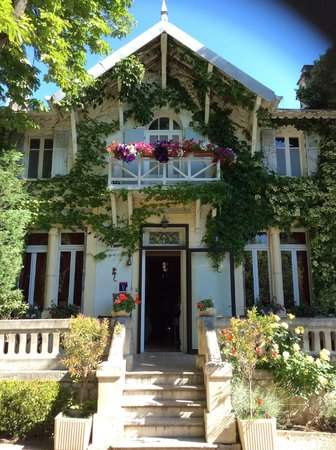 Hotel le Chalet Fleuri : beautiful!