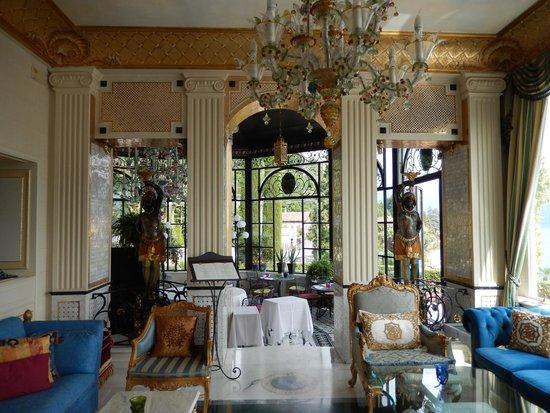 Hotel Villa & Palazzo Aminta: Restaurant