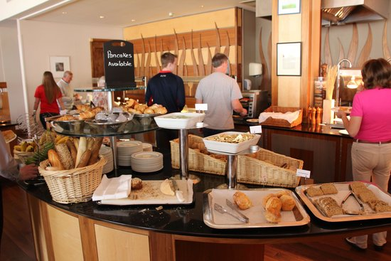 Radisson Blu Hotel & Spa, Galway: Breakfast Repeat