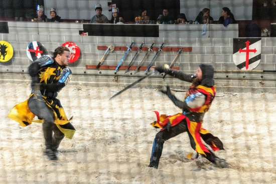 Medieval Times Dinner & Tournament: Batalhas incríveis