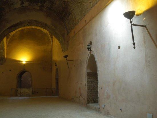 Mausoleum of Mouley Ismail: royal granary