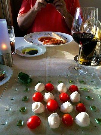 Albergo Milano Hotel & Apartments: wonderful dinner