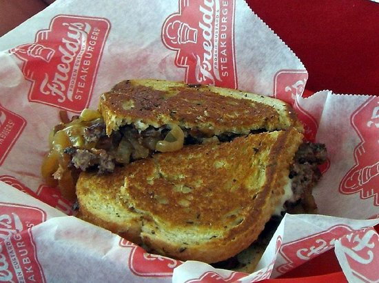 Freddy's Frozen Custard: Patty Melt