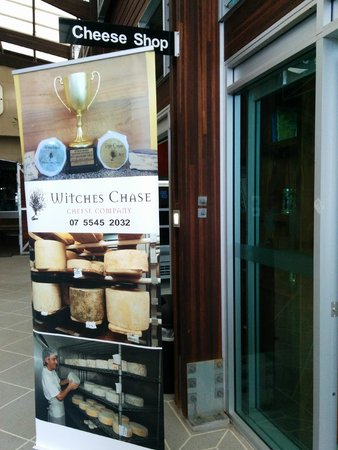 Witches Chase Cheese: Award winning cheeses