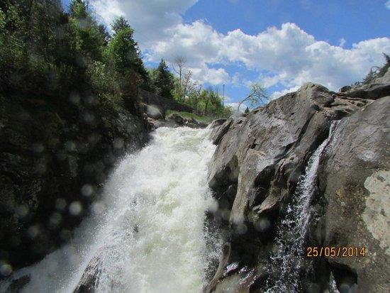 Lake George : High Fall gorge