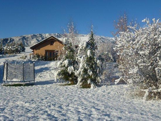 The Hayloft: Snow, snow snow