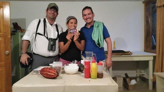 El Quetzal de Mindo Chocolate Tour: Me encantó esta dulce experiencia.