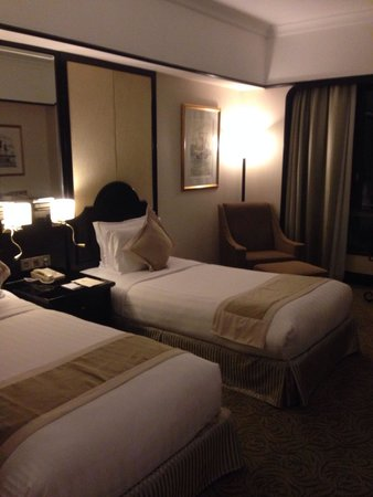 Sutera Harbour Resort (The Pacific Sutera & The Magellan Sutera): Pacific sutera room