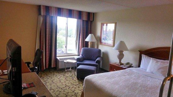 Homewood Suites by Hilton Chesapeake-Greenbrier: King room