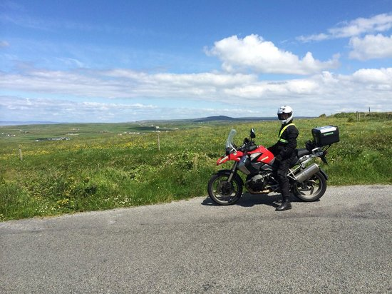 Celtic Rider: Another beautiful day of riding in Ireland!