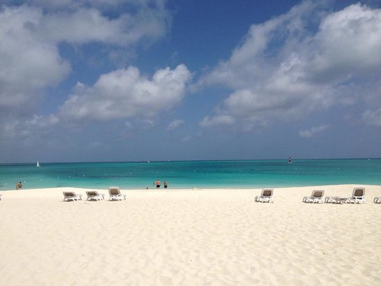 Club Med Turkoise, Turks & Caicos : Breathtaking beach
