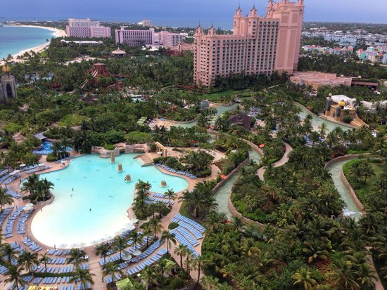 The Cove Atlantis - Mosaic: View from room