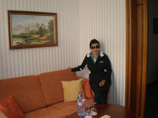 Hotel Pod Vezi: Sala