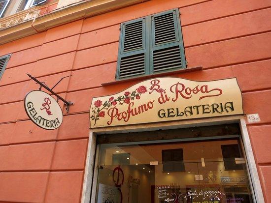 Profumo di Rosa : the gelateria