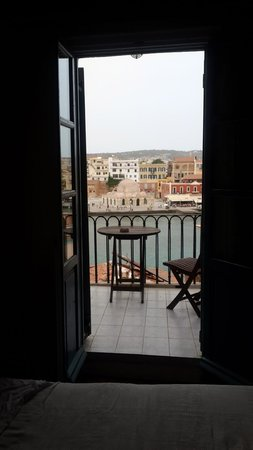 Amphora Hotel: Amazing view from our room