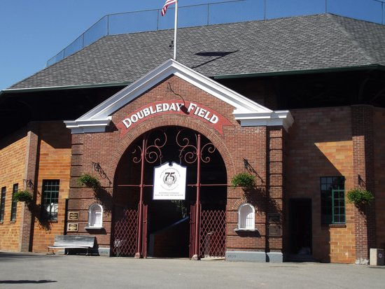 Hickory Grove Motor Inn: Baseball Hall of Fame