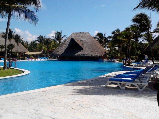 Barcelo Maya Colonial: Paradiso terrestre