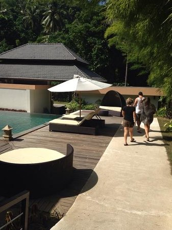Kebun Villas & Resort : near lobby